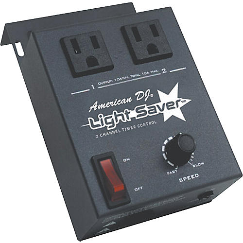 Elation Light Saver 2-Channel Auto Timer
