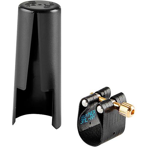 Rovner Light Soprano Saxophone Ligature and Cap L2