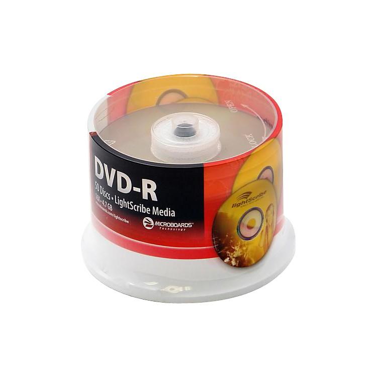 MicroboardsLightScribe Recordable/Printable DVD-R 16X