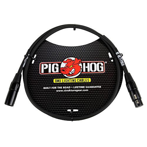 Pig Hog Lighting Cable DMX 3-pin (10 ft.) 3 ft.