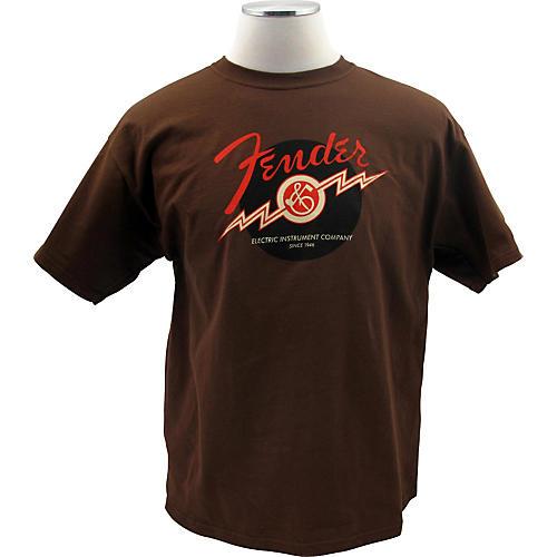 Fender Lightning Bolt Logo T-Shirt
