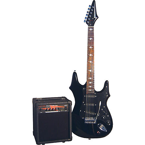 Nady Lightning Wireless Guitar and Amp Package