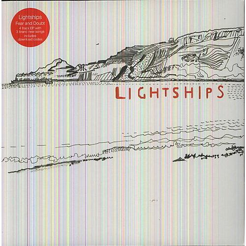 Alliance Lightships - Fear & Doubt EP