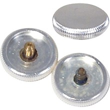 Sound Sleeve Lightweight Finger Buttons Silver Plate - Fits Bach