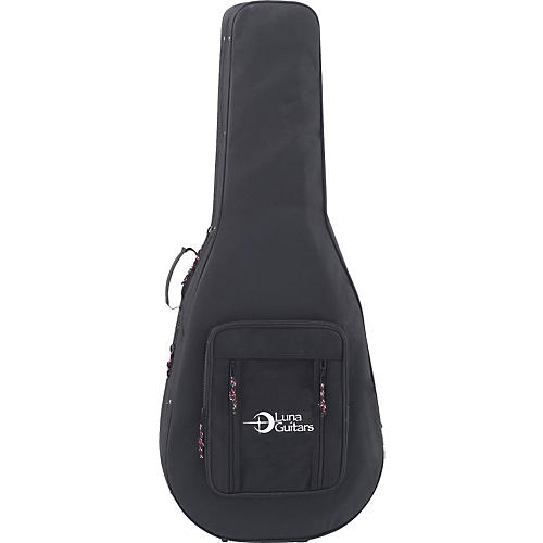 Luna Guitars Lightweight Parlor Guitar Case