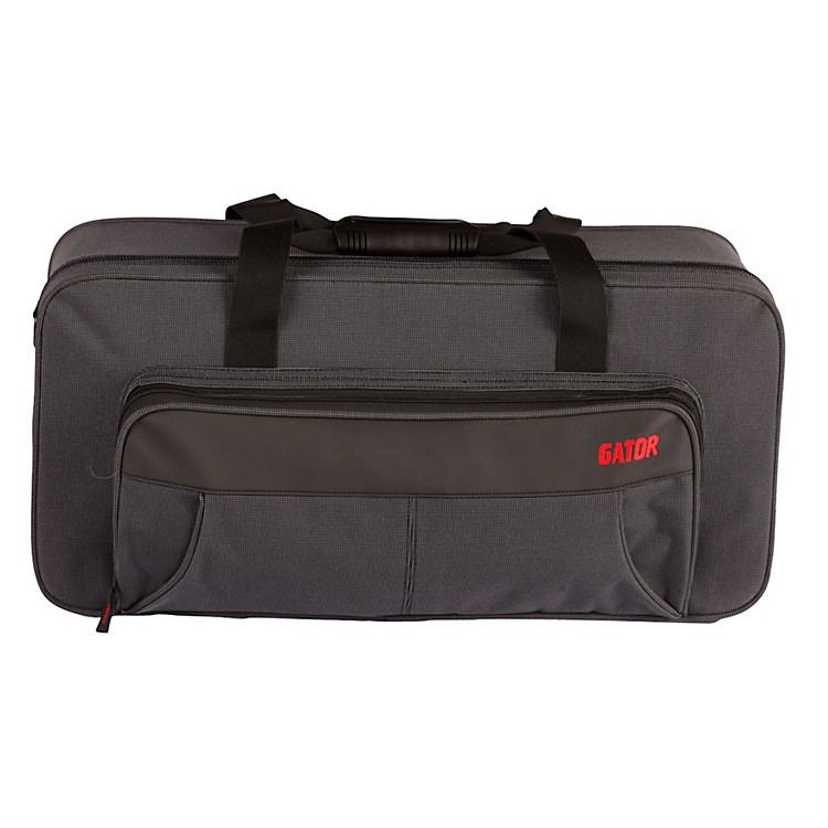 Gator Lightweight Trumpet Case with Mute Storage Grey