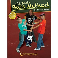 Centerstream Publishing L'il Brats Bass Method (Book/CD)