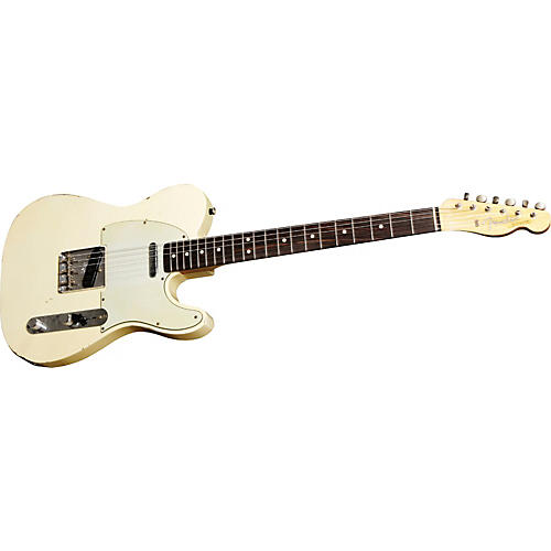 Fender Custom Shop Limited 1964 Telecaster Relic Electric Guitar-thumbnail