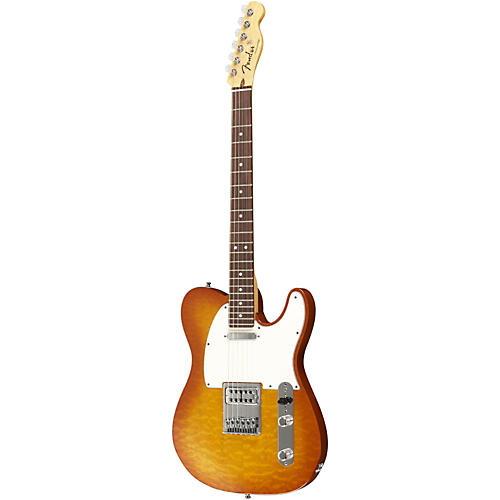 Fender Custom Shop Limited Bent Top Telecaster Electric Guitar
