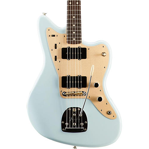 Fender Custom Shop Limited Edition 1958 Jazzmaster Closet Classic - Sonic Blue-thumbnail