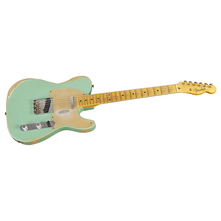 Fender Custom ShopLimited Edition 1959 Heavy Relic Telecaster Electric Guitar
