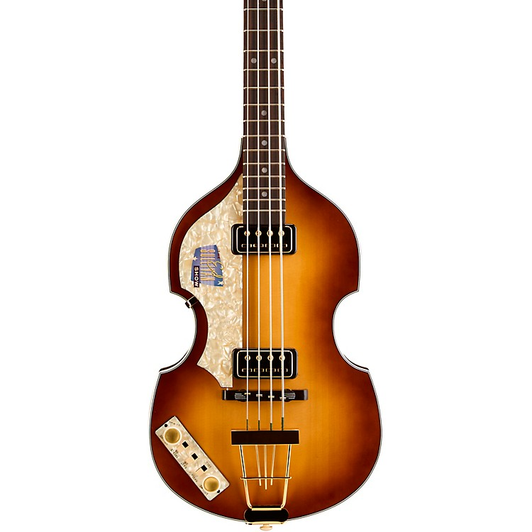 HofnerLimited Edition 1962 Ed Sullivan Show Left-Handed Electric Bass