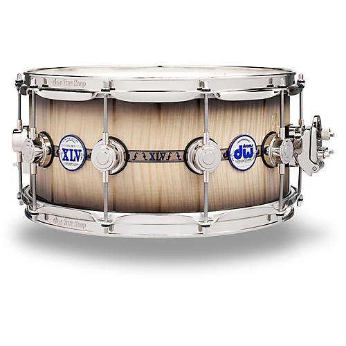 DW Limited Edition 45th Anniversary Snare Drum with Bag-thumbnail