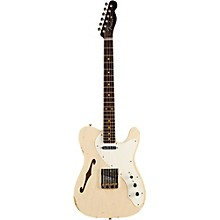 Limited Edition '50s Thinline Relic Telecaster Rosewood Neck Vintage Blonde