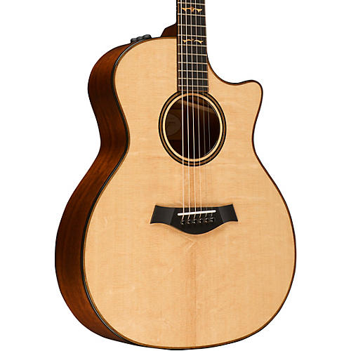 Taylor Limited Edition 514ce Grand Auditorium Acoustic-Electric Guitar Medium Brown Stain
