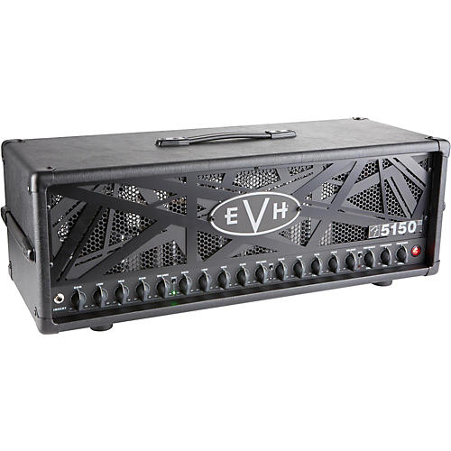 EVH Limited Edition 5150 III 100S 100W Tube Guitar Head Black