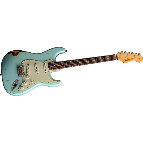 Fender Custom Shop Limited Edition ¦62 Strat Relic-thumbnail