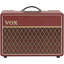 Vox Limited Edition AC10C1MB 10W 1x10 Tube Combo Guitar Amplifiers Vintage Red