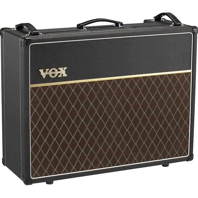 Vox Limited Edition AC30C2BC Black Comet 30W 2x12 Tube Guitar Combo Amp