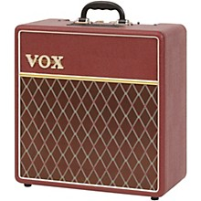 Vox Limited Edition AC4C112MB Tube Guitar Amp Combo Vintage Red