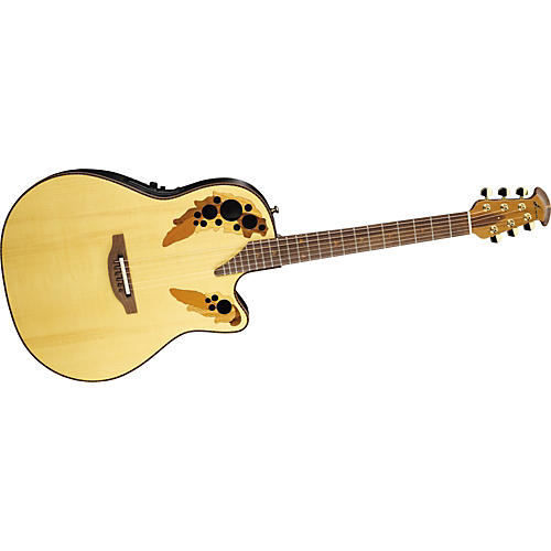 Ovation Limited Edition Adirondack Elite Acoustic-Electric Guitar-thumbnail