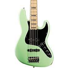 Fender Limited Edition American Elite Jazz Bass V Matching Headcap Maple Fingerboard