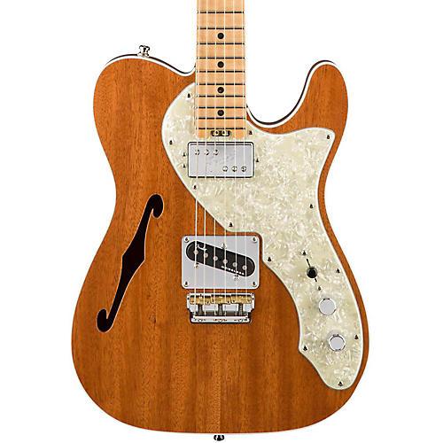 Fender Limited Edition American Elite Mahogany Telecaster Thinline-thumbnail