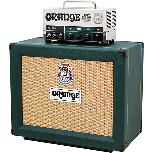Orange Amplifiers Limited Edition Anniversary Tiny Terror Half Stack-thumbnail