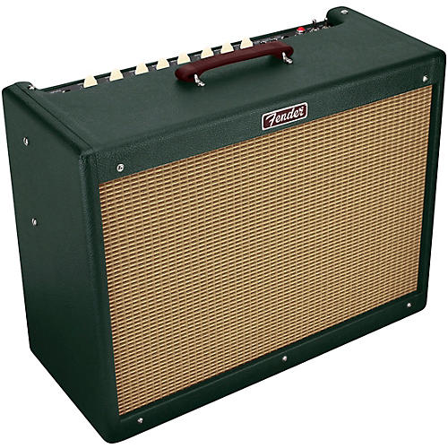 Fender Limited Edition Blues Deluxe 40W Tube Guitar Combo Amplifier-thumbnail