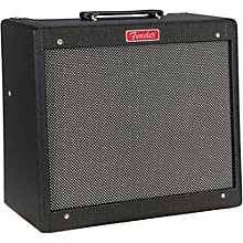 Fender Limited Edition Blues Junior Humboldt Hot Rod 15W Combo Amplifier Black Nubtex