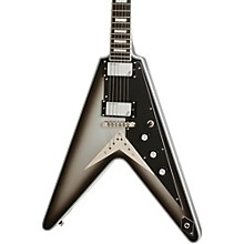 Epiphone Limited Edition Brent Hinds Flying-V Custom Silverburst Electric Guitar