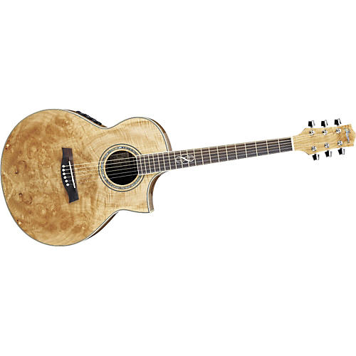 Ibanez Limited Edition Burled Maple Acoustic-Electric Guitar