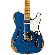 Limited Edition Caballo Tono Ligero Heavy Relic - Blue Sparkle Blue Sparkle