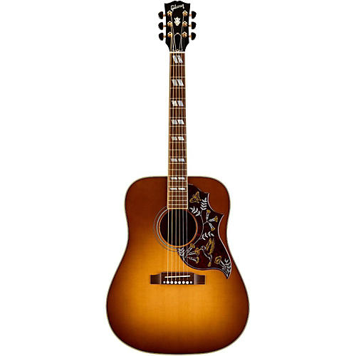 Gibson Limited Edition Custom Shop Hummingbird Koa B&S Acoustic-Electric Guitar