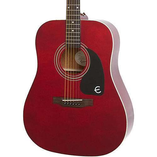 Epiphone Limited Edition DR-100 Acoustic Guitar with Gold Hardware