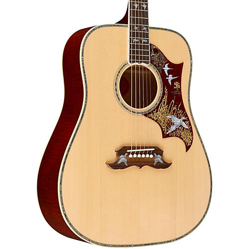 Gibson Limited Edition Doves In Flight Acoustic Guitar-thumbnail