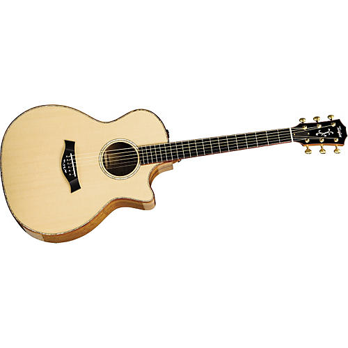 Taylor Limited Edition GACE-LTD-K Grand Auditorium Acoustic Electric Guitar