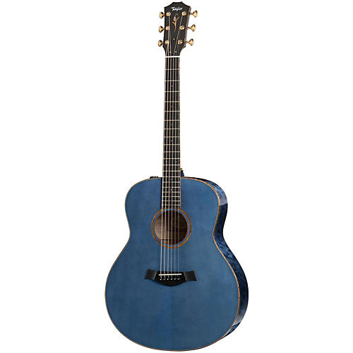 Taylor Limited Edition GOe Grand Orchestra Quilted Maple/Adirondack Acoustic-Electric Guitar