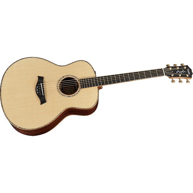 TaylorLimited Edition GSE-LTD-C Grand Symphony Acoustic Electric Guitar
