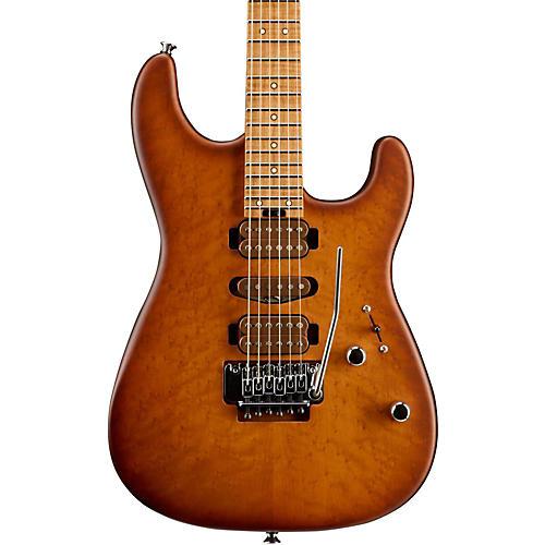 Charvel Limited Edition Guthrie Govan Signature San Dimas Caramelized 2-Piece Flame Maple Electric Guitar-thumbnail