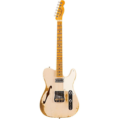 Fender Custom Shop Limited Edition Heavy Relic Caballo Ligero Maple Fingerboard Electric Guitar-thumbnail