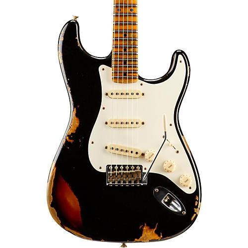 Fender Custom Shop Limited Edition Heavy Relic Mischief Maker Maple Fingerboard Electric Guitar