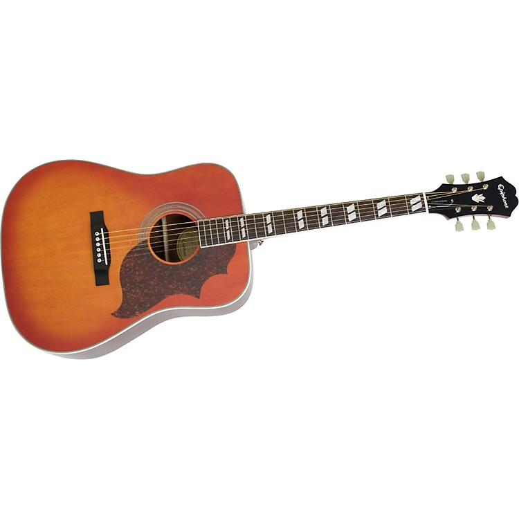 Epiphone Limited Edition Hummingbird Artist Acoustic Guitar