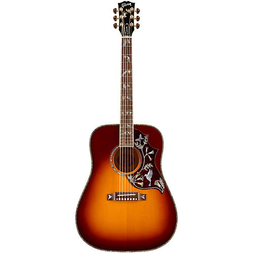 Gibson Limited Edition Hummingbird Custom Quilt Acoustic-Electric Guitar