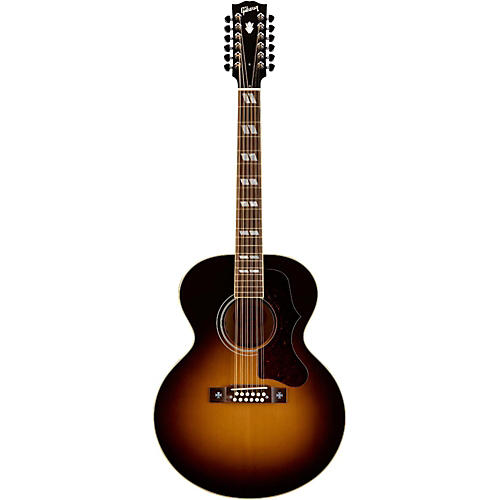 Gibson Limited Edition J-185 12-String Acoustic-Electric Guitar