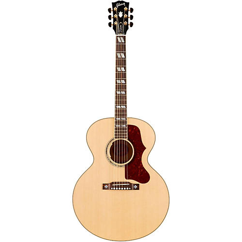 Gibson Limited Edition J-185 Custom Quilt Acoustic-Electric Guitar