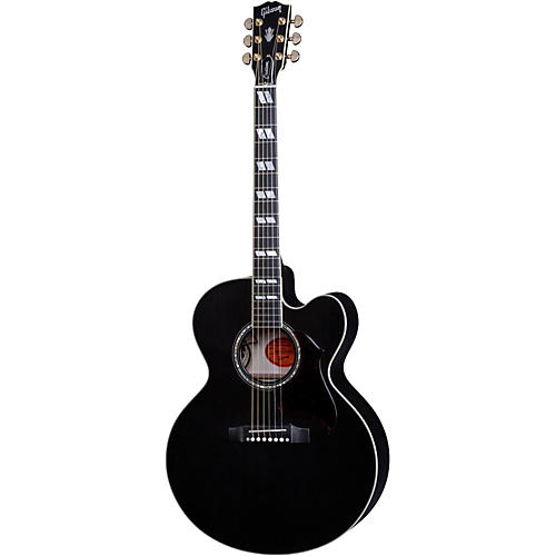 Gibson Limited Edition J-185 EC Hi-Performance Jumbo Acoustic-Electric Guitar