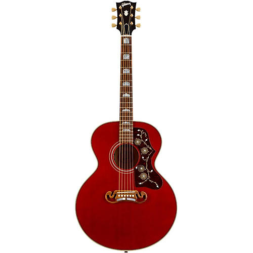 Gibson Limited Edition J-200 Jr. Montana Rose Acoustic-Electric Guitar