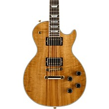 Gibson Limited Edition Les Paul Koa Electric Guitar Natural