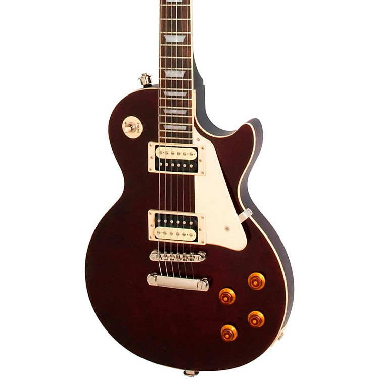 Epiphone Limited Edition Les Paul Traditional PRO Electric Guitar Wine Red